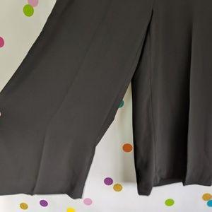 H&M Pants - NWT H&M Buckle Culotte Pants